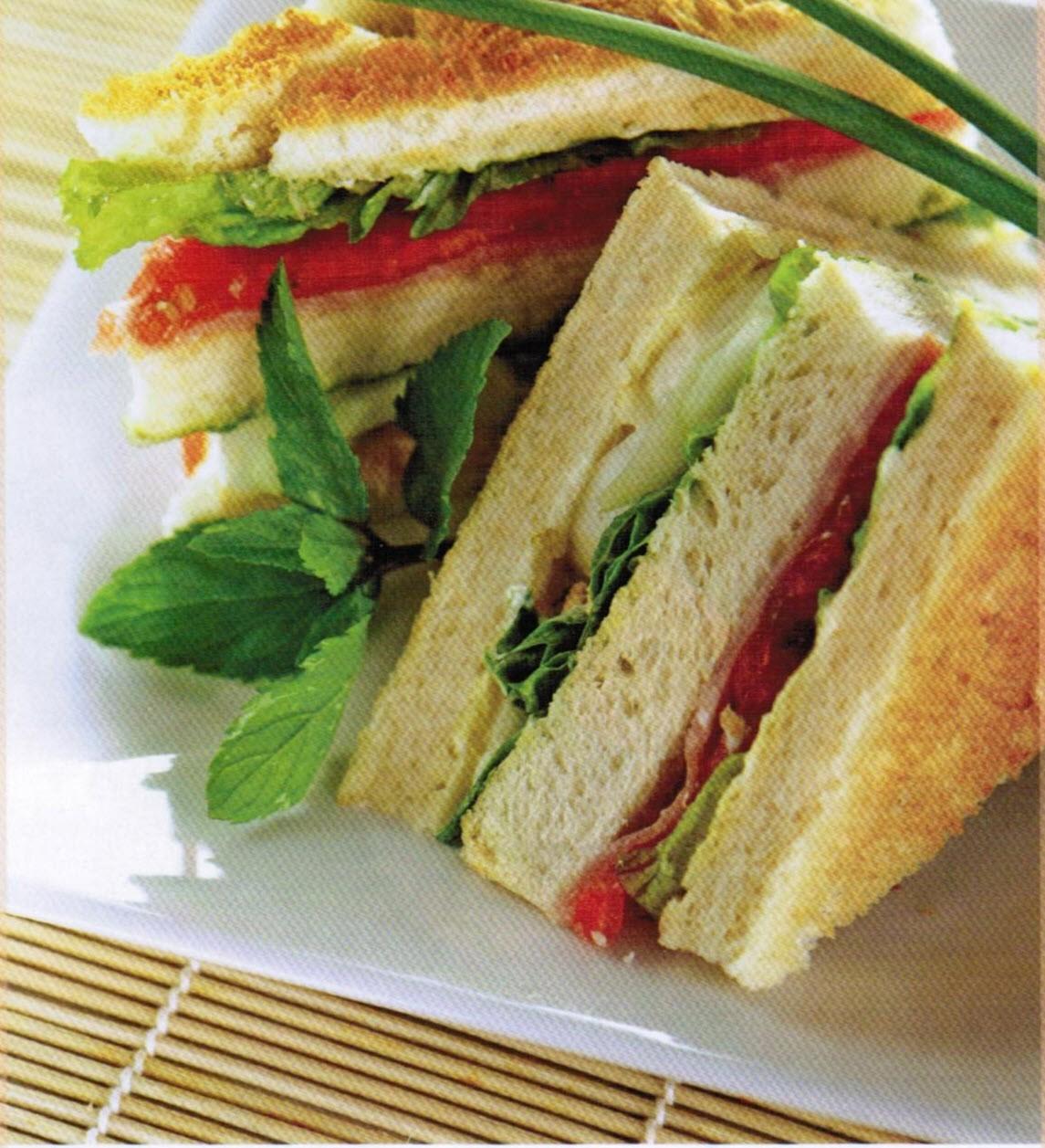 Клаб сэндвичи рецепт 93